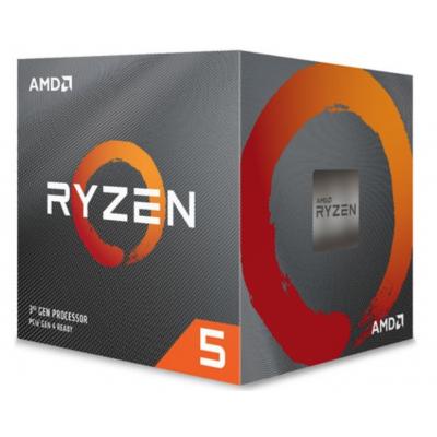 AMD RYZEN 5 3600X | 4.4 GHz Max Boost, 3.8 GHz Base معالج