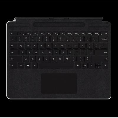 لوحة مفاتيح مايكروسوفت سيرفس برو اكس | اسود