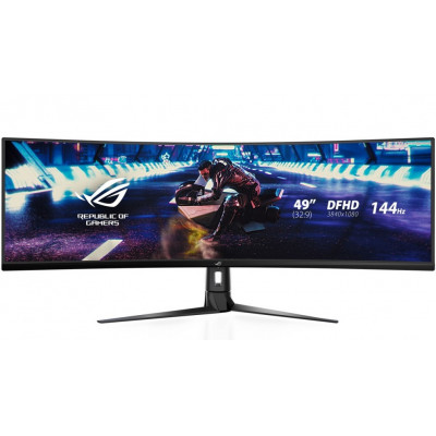 شاشة الألعاب ROG Strix XG49VQ Super Ultra-Wide HDR Gaming Monitor -  49-inch