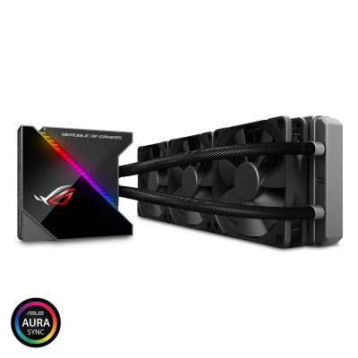 مبرد مائي Ryujin 360 all-in-one liquid CPU cooler  من أسوس