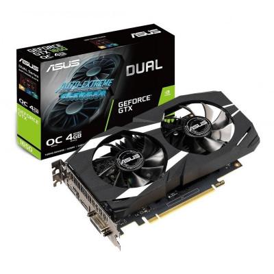 كرت شاشة Dual GeForce® GTX 1650 OC edition 4GB من أسوس