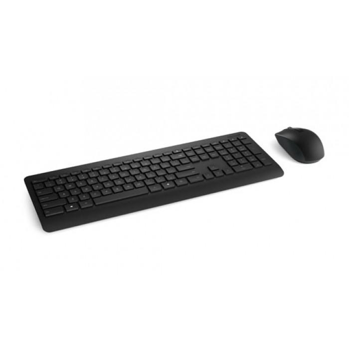 Desktop 900 USB لوحة مفاتيح و فأرة لاسلكيان من مايكرو سوفت