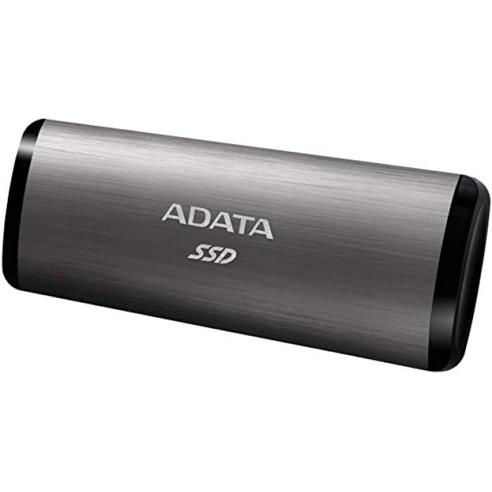 ADATA SE760 512GB USB 3.1 Type-C Portable External SSD Hard Drive