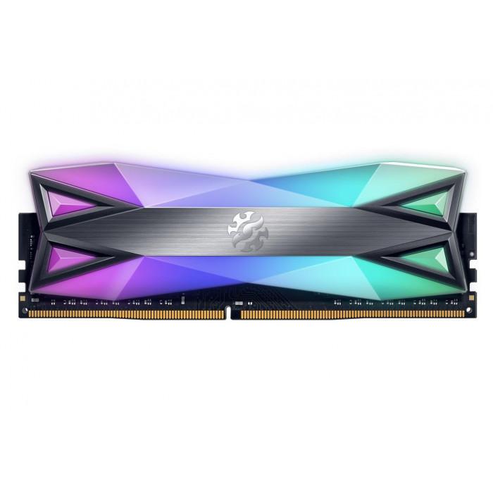 ذاكرة عشوائية XPG SPECTRIX 3200MHZ 32GB ( 16 X 2 ) D60G DDR4 RGB من أداتا