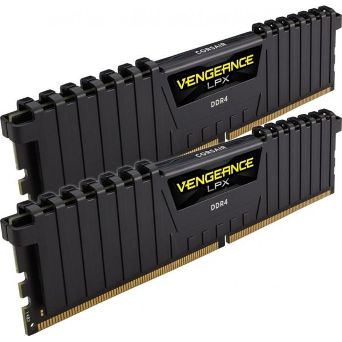 ذاكرة Vengeance (2x8) 16GB LPX C16 -  أسود | كورسير