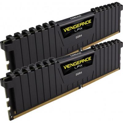 ذاكرة Vengeance 3000MHZ (2x8) 16GB LPX C15 أسود | كورسير