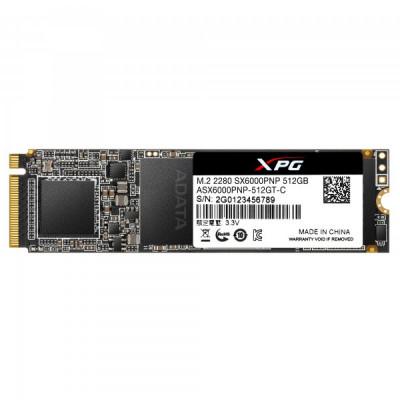 اكس بي جي SX6000 Pro 512GB PCle Gen3x4 M.2 NVMe SSD 2280  من اداتا