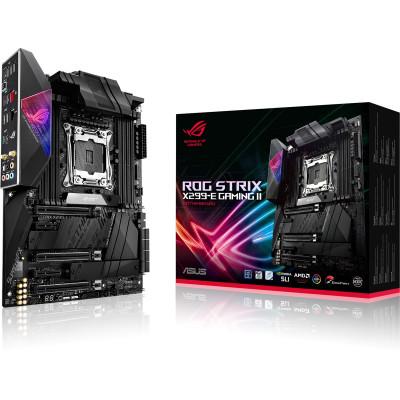 اللوحة الأم ROG Strix X299-E Gaming II Intel من اسوس