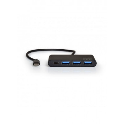 Port Designs - HUB TYPE C TO 3 USB 3.0 + TYPE C