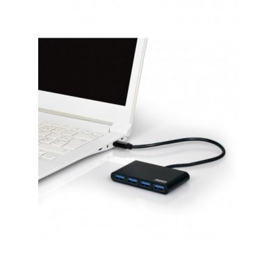Port Designs - USB HUB 4 PORTS TYPE C