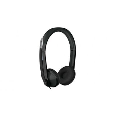سماعة رأس ومايكرفون LX-6000 USB for Business من مايكروسوفت
