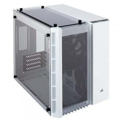 صندوق من الكريستال المصقول 280X من الزجاج من كورسير— أبيض