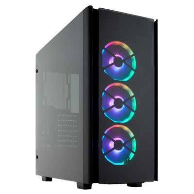 صندوق الكمبيوتر Obsidian 500D RGB من كورسير