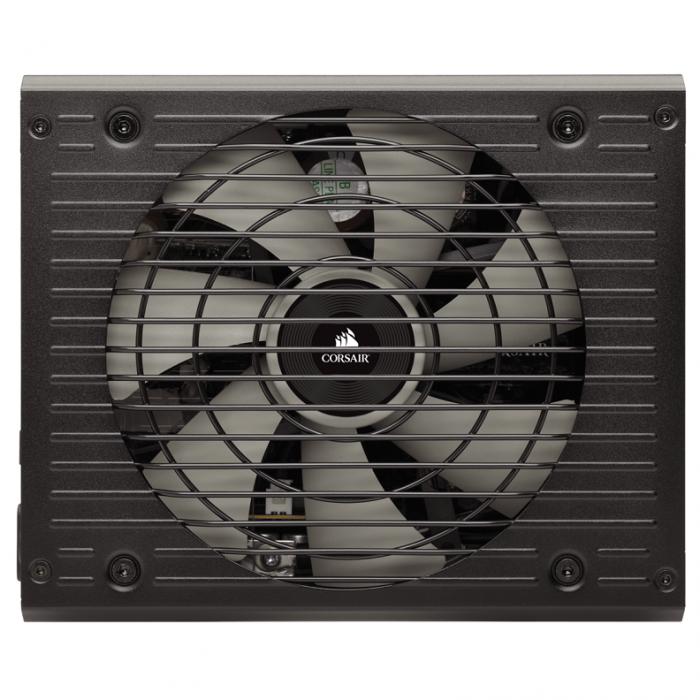 مزود الطاقة HX750 750Watt 80 PLUS كفاءة البلاتينيوم من كورسير