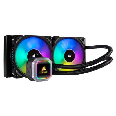 مبرد مائي للمعالج H100i RGB PLATINUM من كورسير