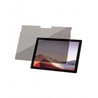 واقي شاشة زجاجي مقوى للخصوصية Surface Pro 4/Pro 5.Gen/Pro 6 من بانزر جلاس