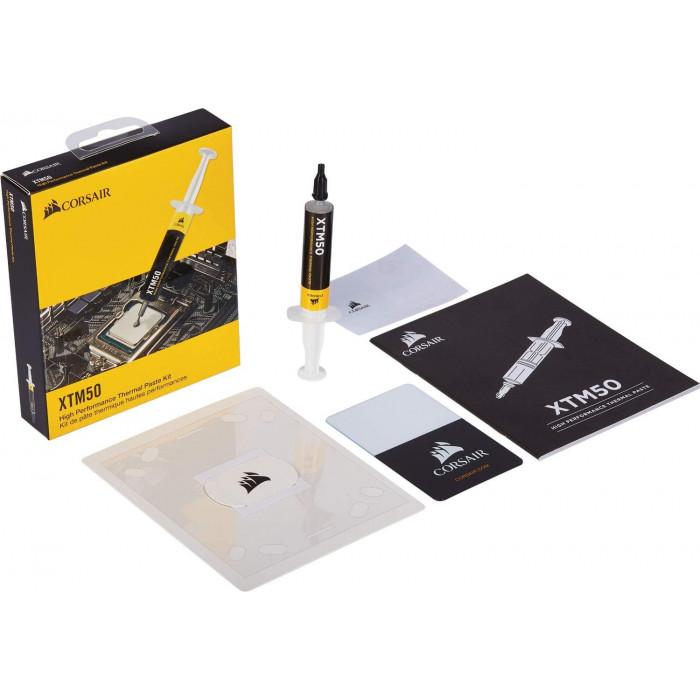 المعجون الحراري XTM50 High Performance Thermal Paste Kit من كورسير