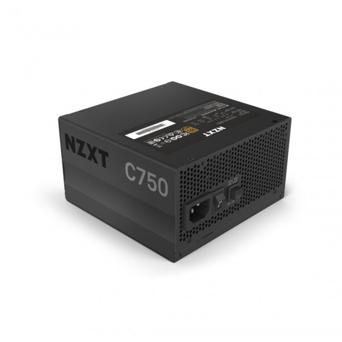 مزود طاقة NZXT C750 - 750W ATX modular , 80 PLUS Gold