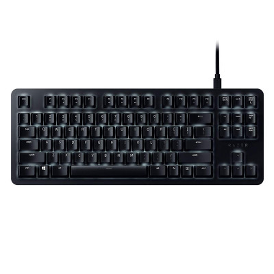 لوحة مفاتيح BLACKWIDOW LITE (Mechanical Orange Switch) من ريزر