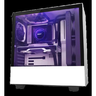 صندوق كمبيوتر H510i Compact Mid Tower  من NZXT