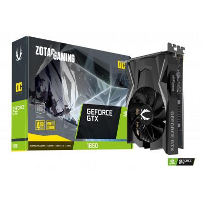 بطاقة الجرافيك GAMING GeForce GTX 1650 OC GDDR6 من زوتاك