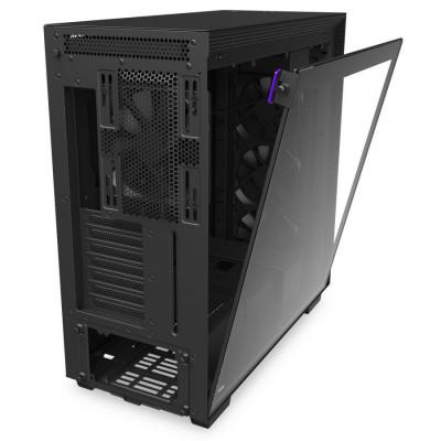 صندوق كمبيوتر H710 Mid Tower  من NZXT