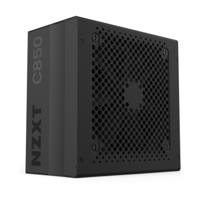 مزود طاقة NZXT C850 - 850W ATX modular PSU, 80 PLUS Gold