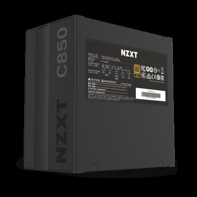 مزود طاقة NZXT C850 - 850W ATX modular PSU, 80 PLUS Gold