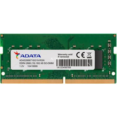 DDR4 2666MHz 4GB من أداتا ذاكرة