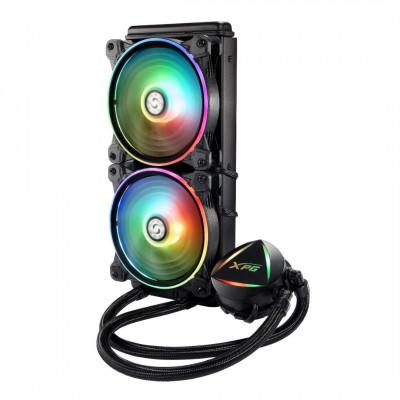 مبرد مائي XPG LEVANTE 240 RGB من أداتا