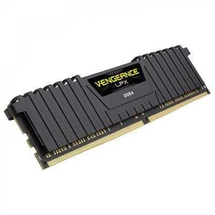 VENGEANCE® LPX 16GB (2 x 8GB) DDR4 DRAM 3200MHz C16 Memory Kit -Black