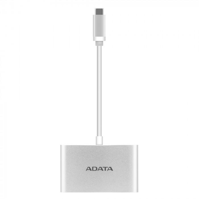 يو اس بي سي  إلى 3 منافذ USB-A 3.2 Hub من اداتا
