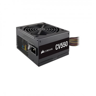مزود الطاقة CV Series™ CV550 — 550 Watt 80 Plus® Bronze Certified من كورسير