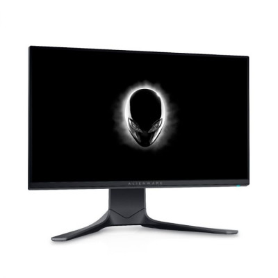 شاشة الألعاب Alienware 25 inch & 240Hz Refresh Rate من ديل اسود