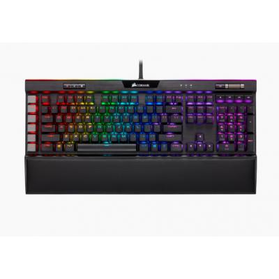 لوحة مفاتيح ميكانيكية بلاتينوم  K95 RGB  — CHERRY® MX SPEED كورسير (عربي /انجليزي)