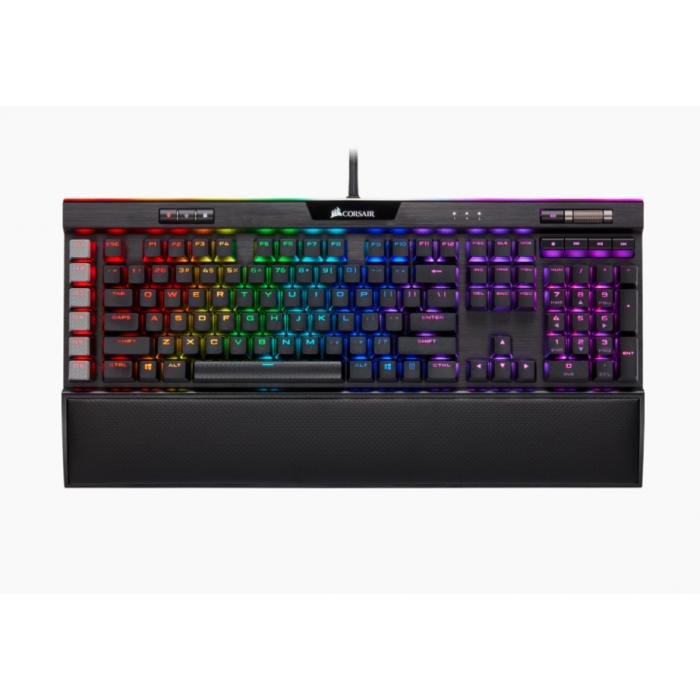 لوحة مفاتيح ميكانيكية بلاتينوم  K95 RGB  — CHERRY® MX SPEED كورسير