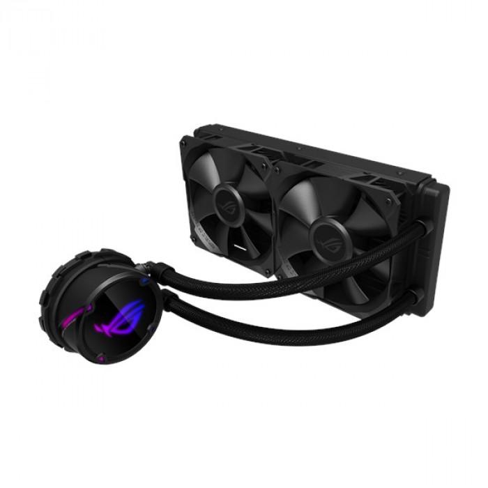 مبرد مائي ROG Strix LC240 RGB من أسوس