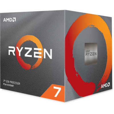 معالج AMD Ryzen 7 3700X 3.6 GHz من رايزن