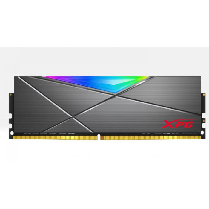اداتا  |  ذاكرة | XPG Spectrix D50 16 جيجابايت (2 × 8 جيجابايت)  DDR4 3000MHz Memory Module - Gray | AX4U300038G16A-DT50