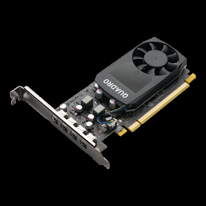 بطاقة رسومات NVIDIA Quadro P1000 V2 4GB PNY