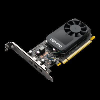 بطاقة الرسومات NVIDIA Quadro P400 V2 2GB PNY