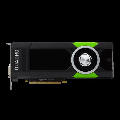 بطاقة الرسومات NVIDIA Quadro P5000 16GB PNY