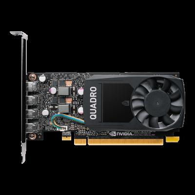 بطاقة الرسومات NVIDIA Quadro P620 V2 2GB