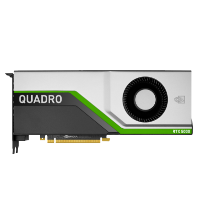 بطاقة رسومات NVIDIA Quadro RTX 5000 16GB من PNY