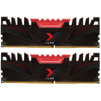 PNY XLR8 16GB (2x8GB) DDR4 3200MHz Gaming RAM