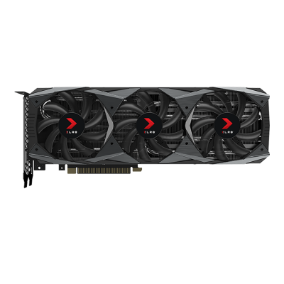 بطاقة رسومات GeForce® RTX 2080 SUPER™ Triple Fan XLR8 من PNY