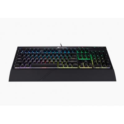 K68 RGB Mechanical لوحة مفاتيح الألعاب من كورسير — CHERRY® MX Red