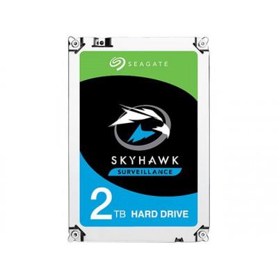 محرك الأقراص الصلبة الداخلي Seagate SkyHawk 2TB Surveillance - 3.5