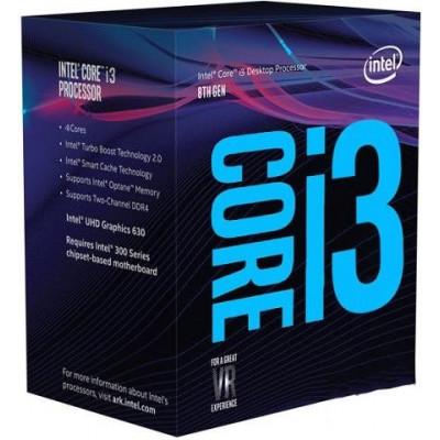 معالج انتيل Core ™ i3-9100F