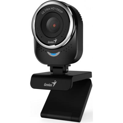 كاميرة Q6000 Full HD من جينيس- أسود